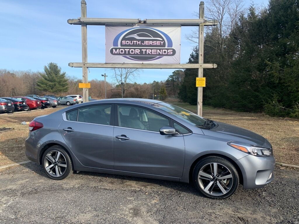 2017 KIA FORTE EX Vineland NJ