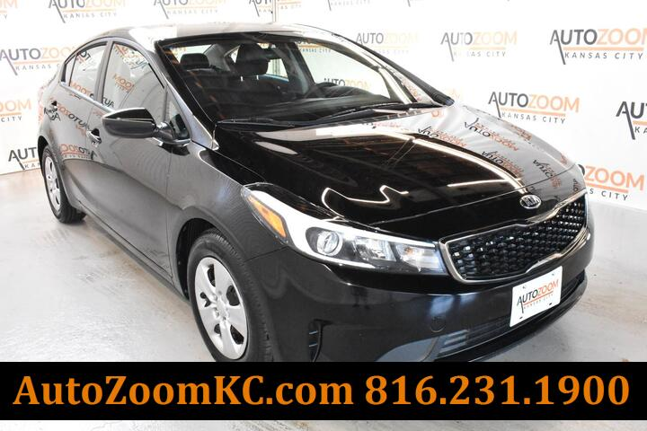 2017 KIA FORTE LX  Kansas City MO