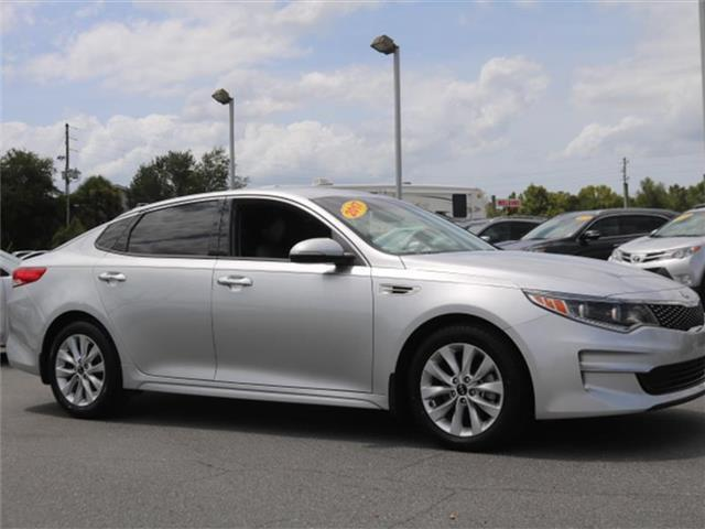 2017 KIA Optima EX Sedan Crystal River FL