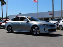 2017_KIA_Optima Hybrid_EX Sedan_ Crystal River FL