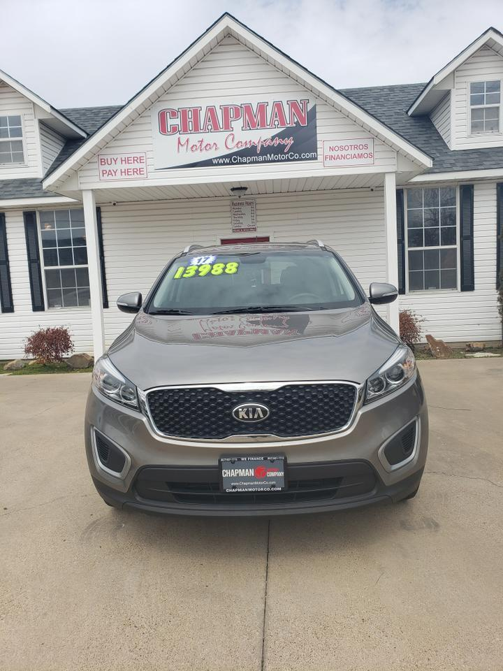 2017 KIA SORENTO Fort Worth TX