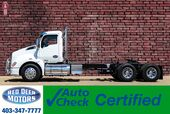 2017 Kenworth T-680 Daycab Tractor
