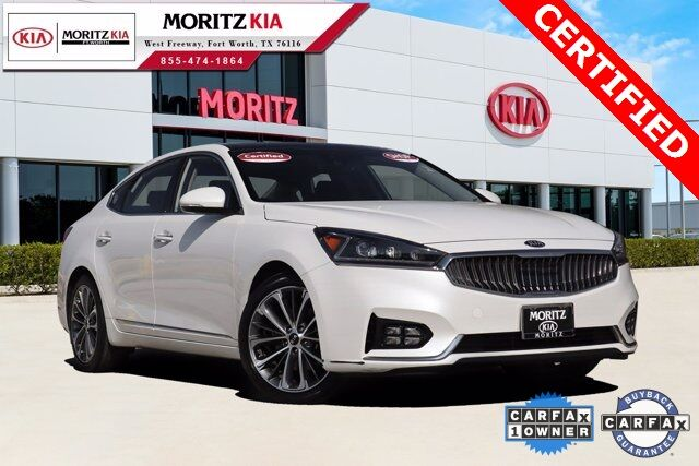 2017 Kia Cadenza Fort Worth TX