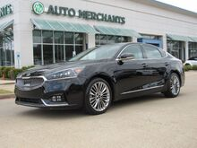 2017_Kia_Cadenza_Limited, PANORAMIC, BLIND SPOT, NAV, LANE DEPART, HEADS UP, BACKUP CAM, 360 VIEW, HTD/COOL SEATS_ Plano TX