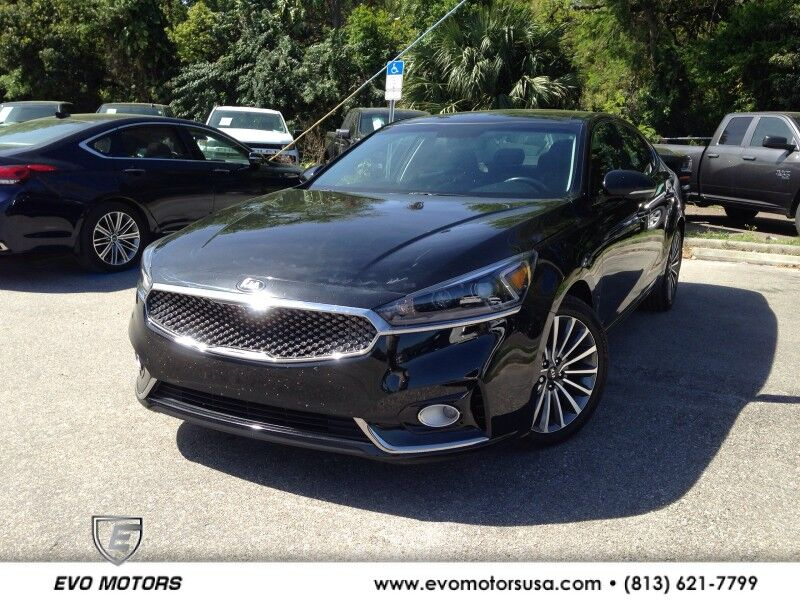 2017 Kia Cadenza Premium LUXURY PKG. PANORAMIC ROOF Seffner FL