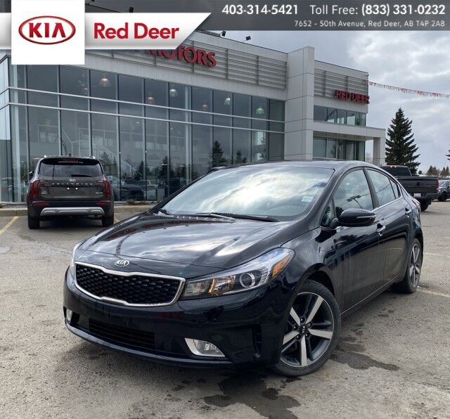 2017 Kia Forte EX Red Deer AB