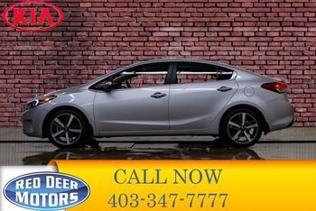 2017_Kia_Forte_EX Sedan Roof BCam_ Red Deer AB