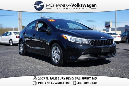 2017_Kia_Forte_LX ** CLEAN CARFAX ** GUARANTEED FINANCING **_ Salisbury MD