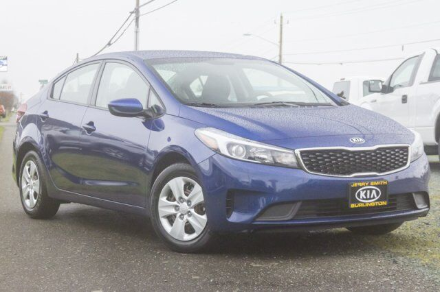 2017 Kia Forte LX Burlington WA