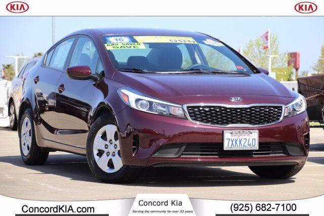 2017 Kia Forte LX Concord CA