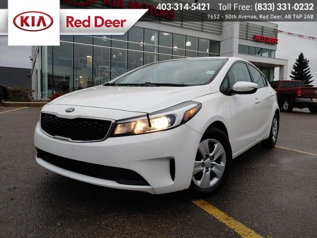 2017 Kia Forte LX, Great Commuter, 6.3L/100km Hwy Red Deer AB