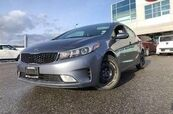 2017 Kia Forte SX, Leather Heated/Cooled Front Seats, Back-Up Camera, Sunroof.