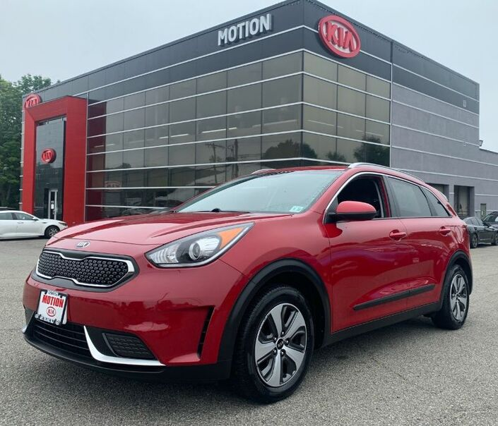 2017 Kia Niro LX Hackettstown NJ