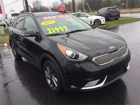 2017_Kia_Niro_TOURING LAUNCH EDITION_ Evansville IN