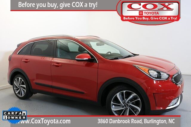 2017 Kia Niro Touring Burlington NC