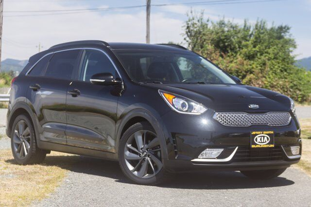 2017 Kia Niro Touring Launch Edition Burlington WA