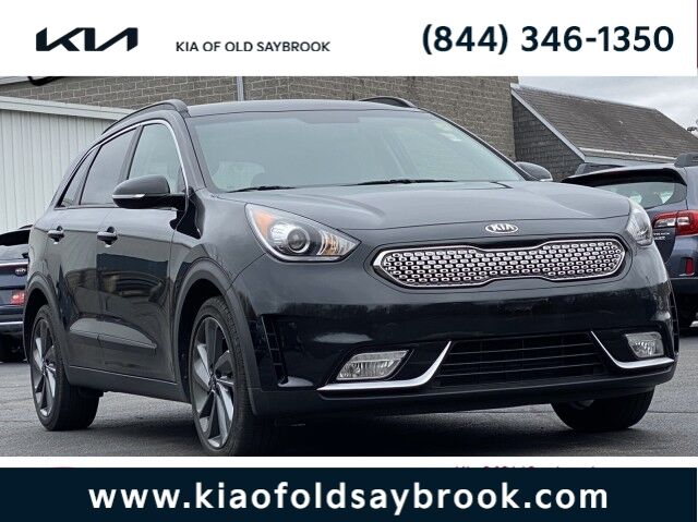 2017 Kia Niro Touring Launch Edition Old Saybrook CT