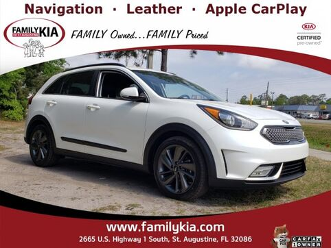 2017_Kia_Niro_Touring Launch Edition_ St. Augustine FL