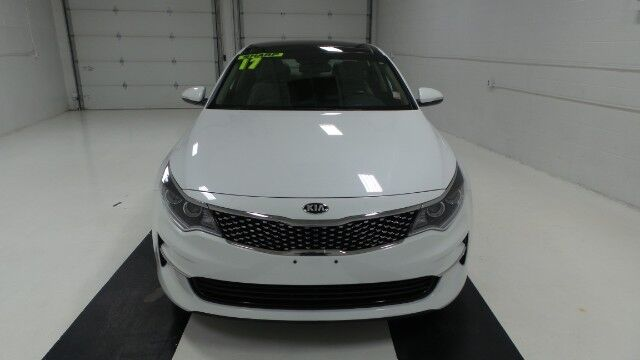 2017 Kia Optima EX Auto Topeka KS