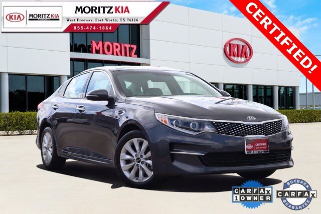 2017 Kia Optima EX Fort Worth TX