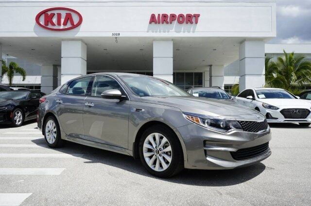2017 Kia Optima EX Naples FL
