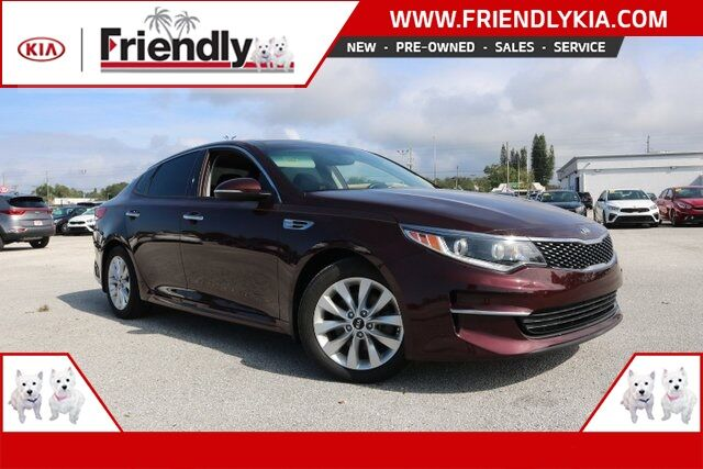 2017 Kia Optima EX New Port Richey FL