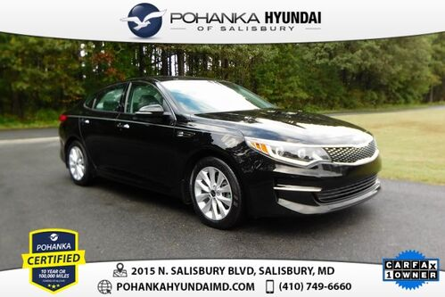 2017_Kia_Optima_EX **ONE OWNER**_ Salisbury MD