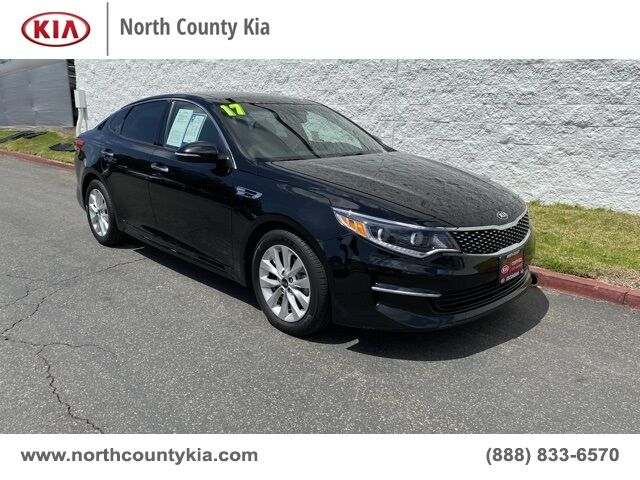 2017 Kia Optima EX San Diego County CA