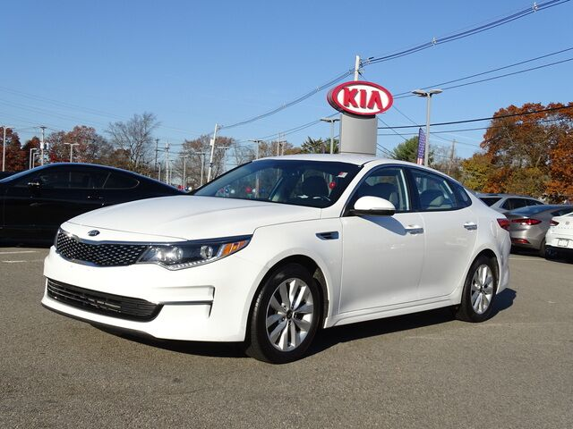 2017 Kia Optima EX South Attleboro MA