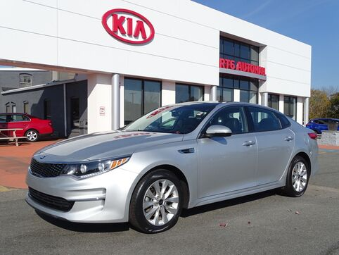 2017_Kia_Optima_EX_ Swansea MA