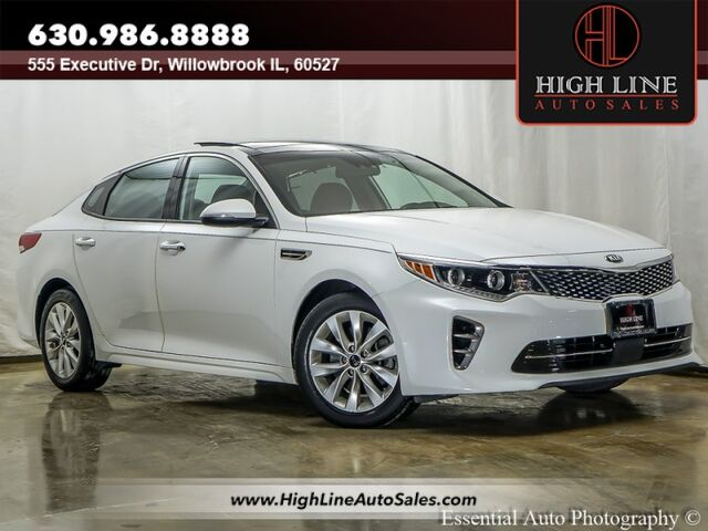 2017 Kia Optima EX Willowbrook IL
