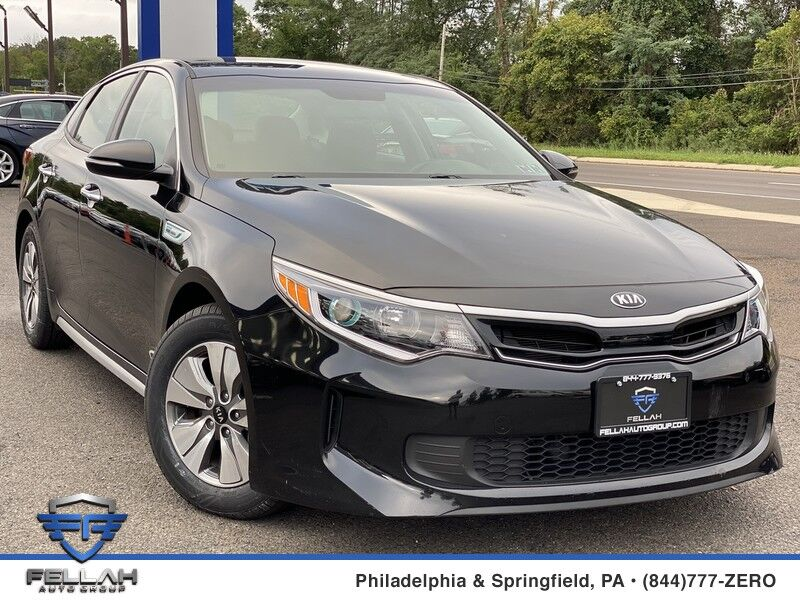 2017 Kia Optima Hybrid Base Bristol  PA