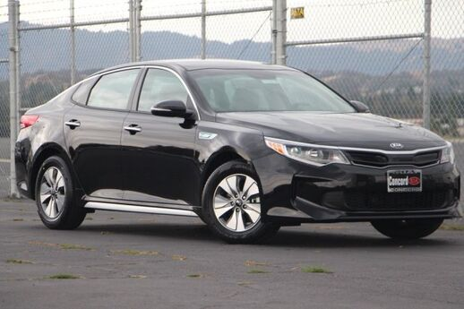 2017 Kia Optima Hybrid Base Concord CA