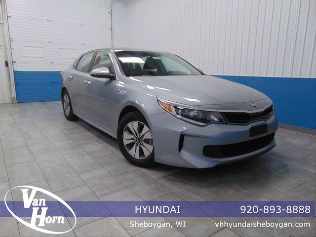 2017 Kia Optima Hybrid Base Plymouth WI