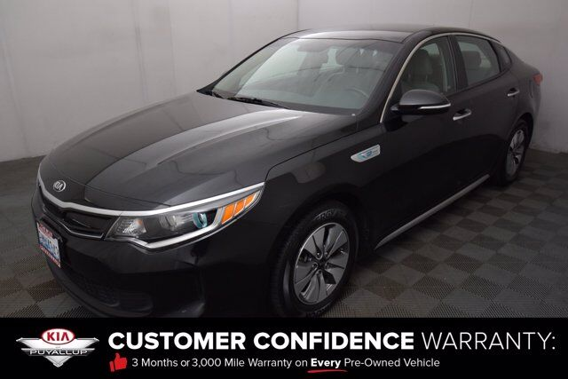 2017 Kia Optima Hybrid Base Puyallup WA