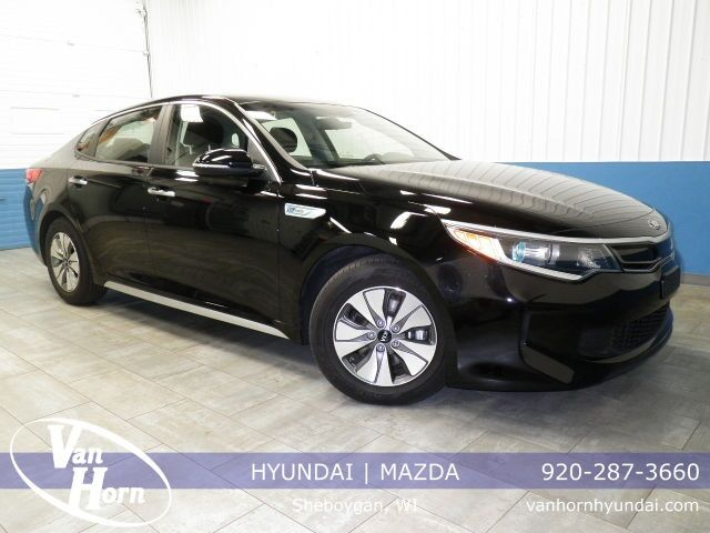 2017 Kia Optima Hybrid Base Sheboygan WI