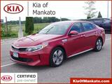 2017 Kia Optima Hybrid EX Video