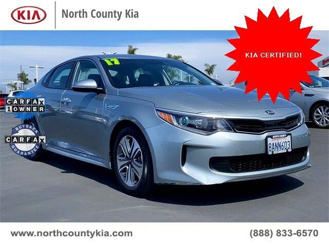 2017 Kia Optima Hybrid EX San Diego County CA