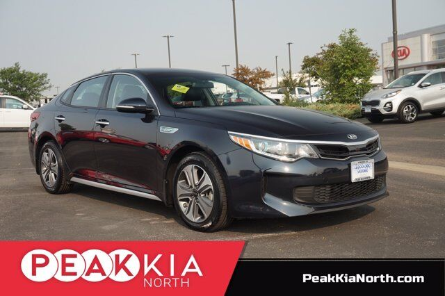 2017 Kia Optima Hybrid EX Windsor CO