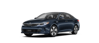 Kia Optima Hybrid EX 2017