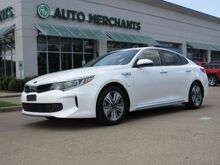 2017_Kia_Optima Hybrid_Plug-in EX LEATHER, BACKUP CAMERA, BLUETOOTH CONNECTIVITY, CLIMATE CONTROL, HTD FRONT STS_ Plano TX