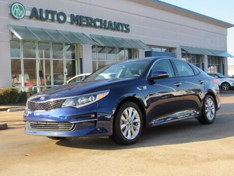 2017 Kia Optima LX 2.4L 4CYL AUTOMATIC, CLOTH SEATS, BACKUP CAMERA, BLUETOOTH CONNECTIVITY, PUSH BUTTON START Plano TX