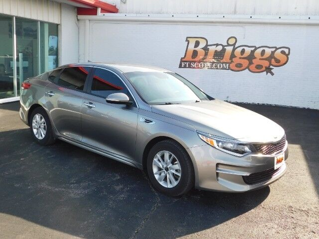 2017 Kia Optima LX Auto Fort Scott KS