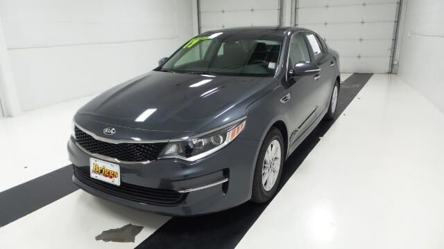 2017 Kia Optima LX Auto Topeka KS