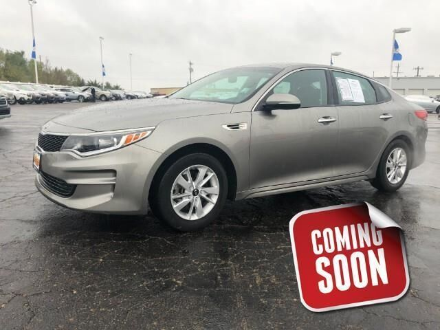 2017 Kia Optima LX Auto Manhattan KS