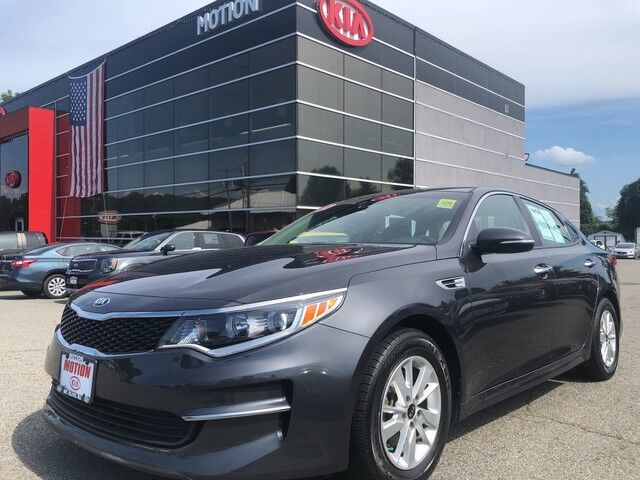2017 Kia Optima LX Hackettstown NJ
