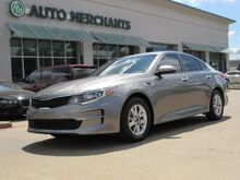 2017_Kia_Optima_LX CLOTH SEATS, BACKUP CAMERA, BLUETOOTH CONNECTIVITY, POWER DRIVER SEAT, SATELLITE RADIO, TPMS_ Plano TX