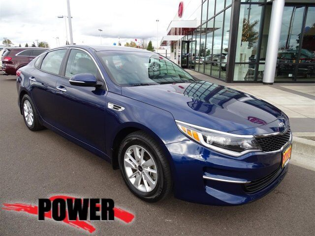 2017 Kia Optima LX Corvallis OR