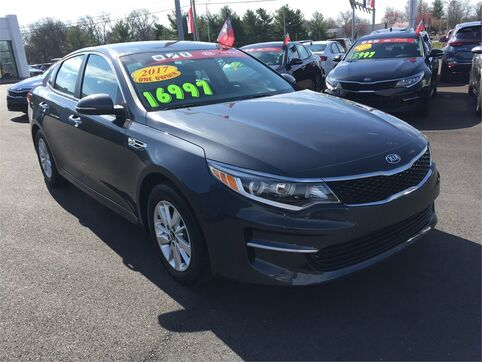 2017_Kia_Optima_LX_ Evansville IN
