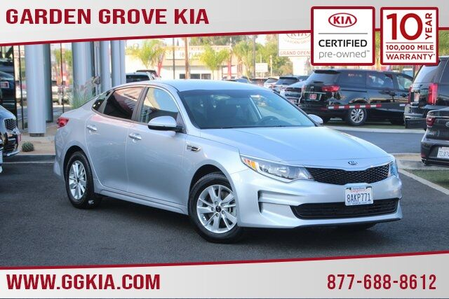 2017 Kia Optima LX Garden Grove CA